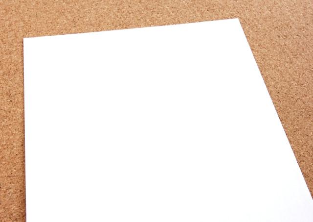 紙素材について